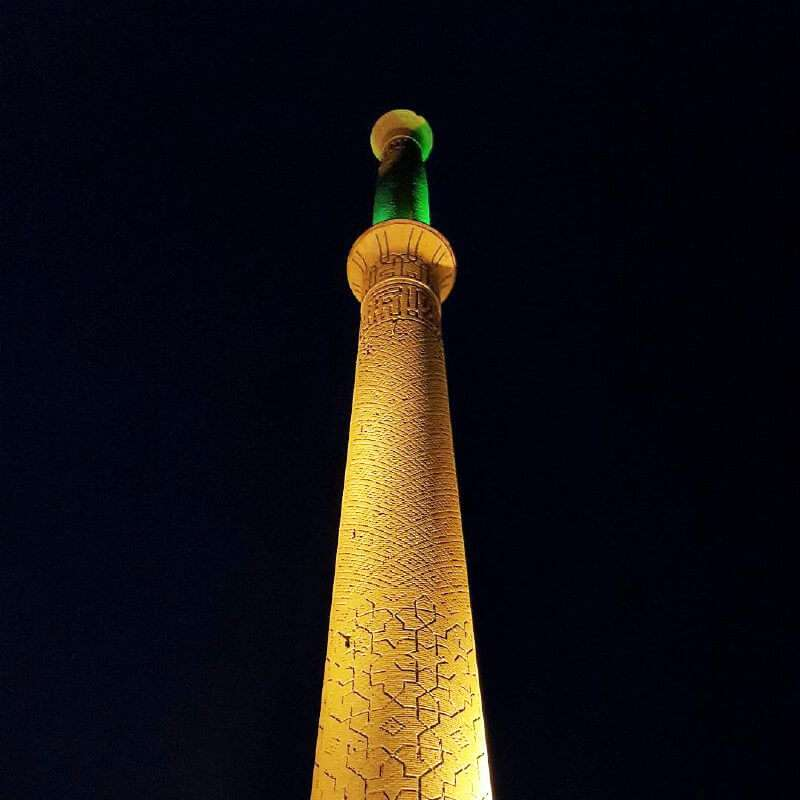 The Soaring Journey in the City of Minarets (Isfahan)
