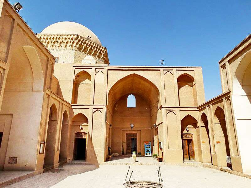 Best Places to Visit in Yazd on a Day Trip