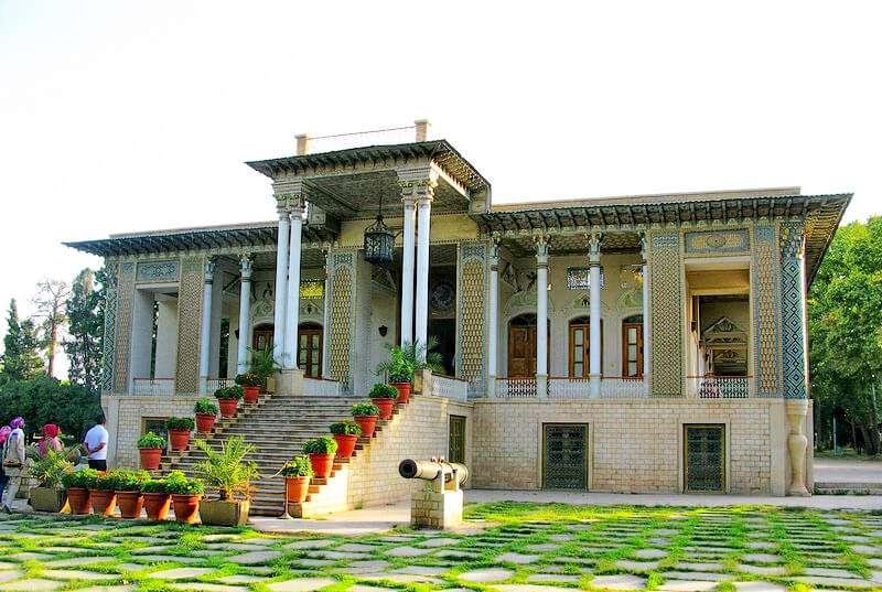 Afif-Abad Garden