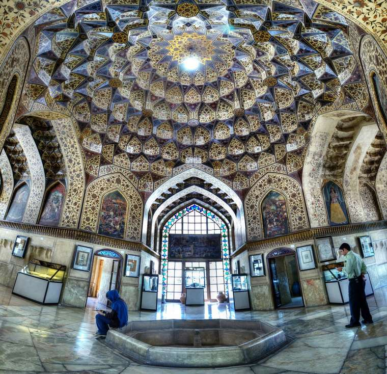 Top 5 Tourist Attraction of Shiraz in Zand Era