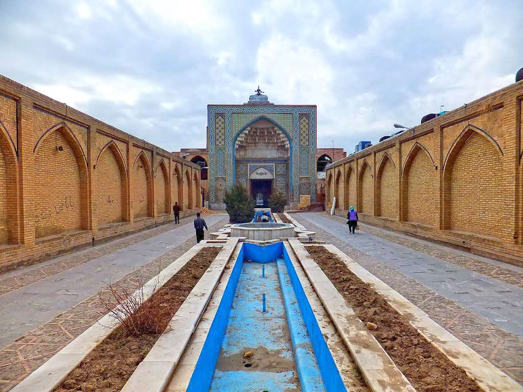 The Journey Through the Most Visited Attractions in Qazvin