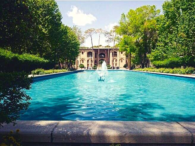 Hasht-Behesht Palace