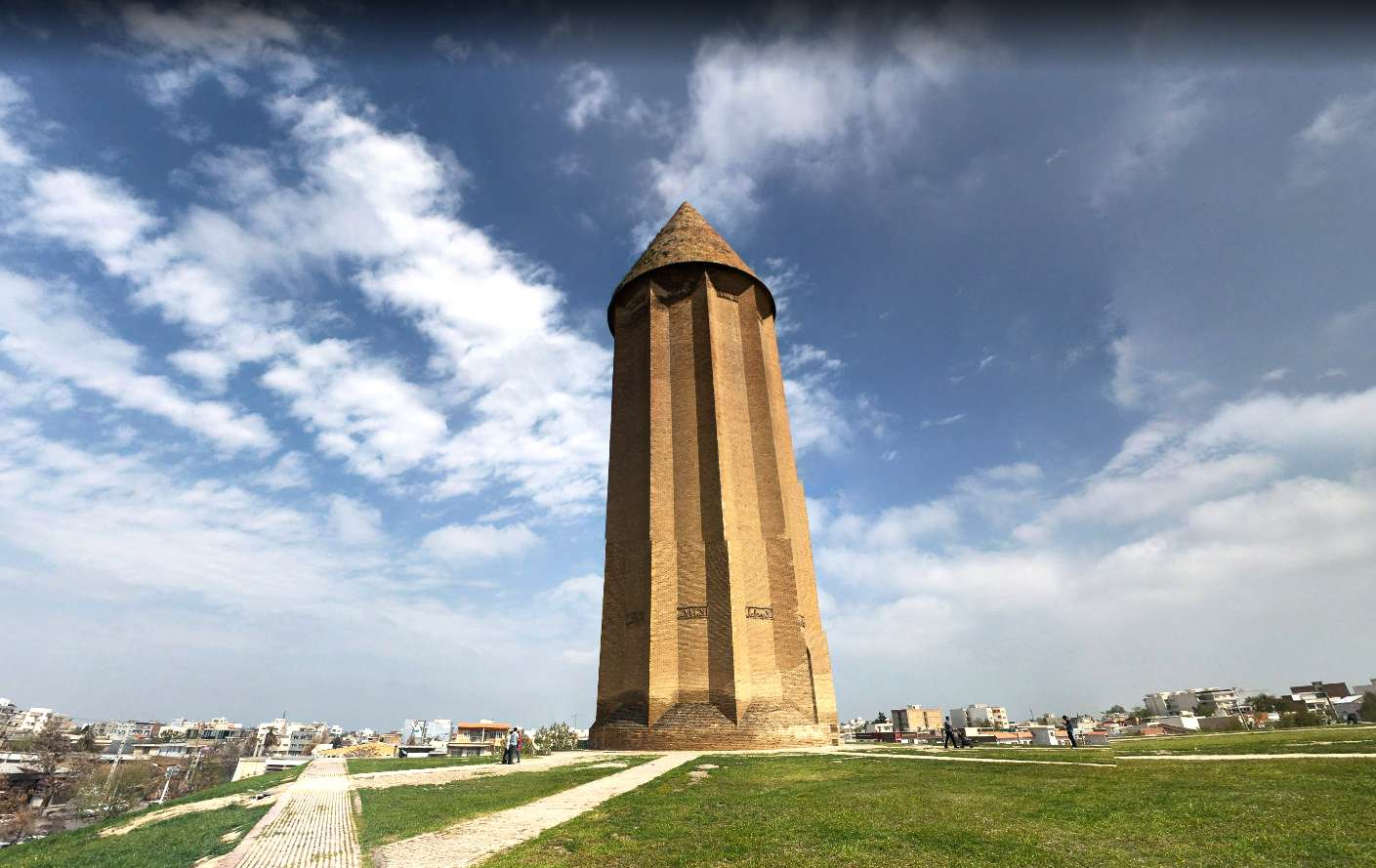 Gonbad-e Qabus Tower
