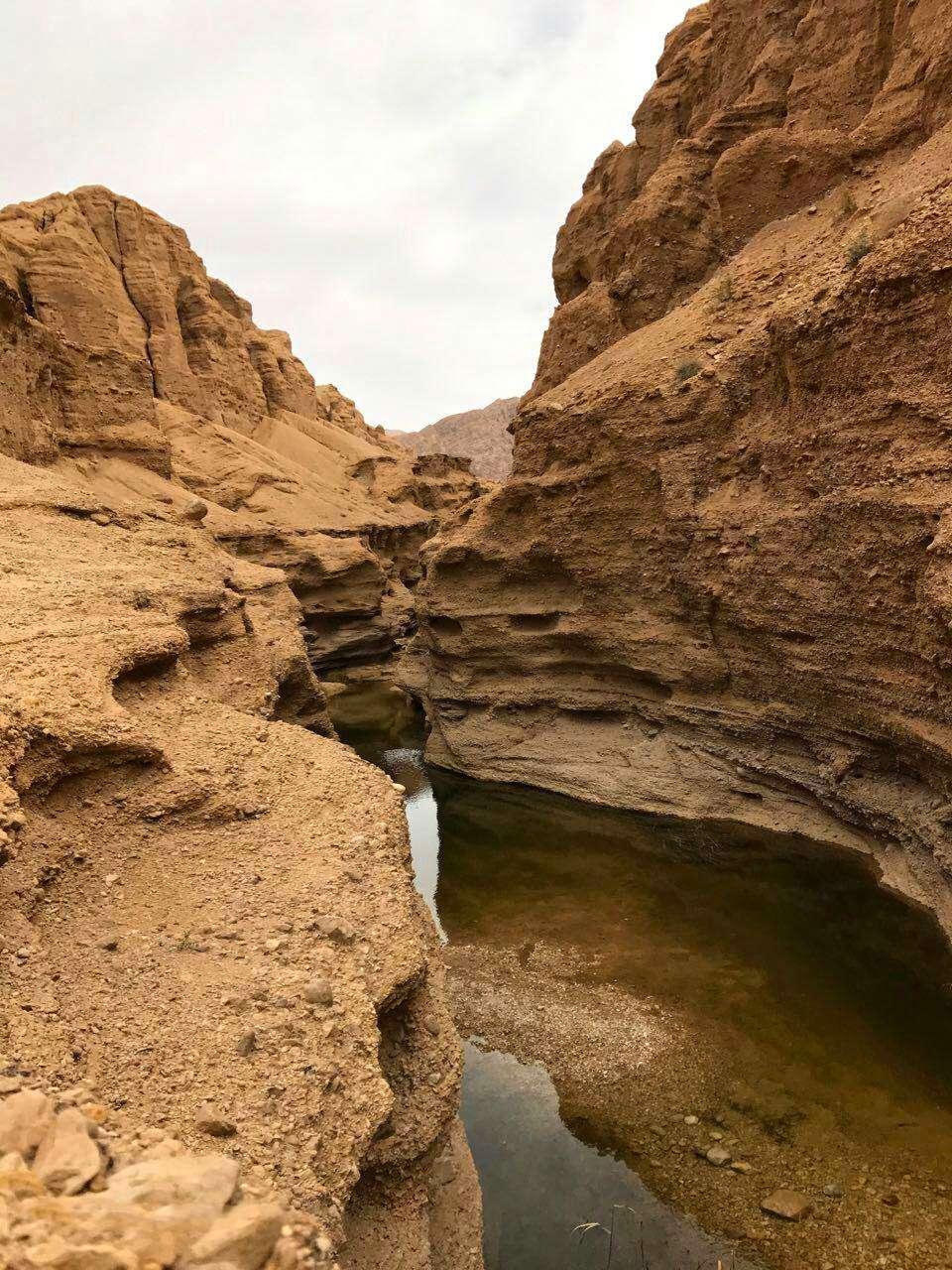 The Valley of Jens (Kal-e Jen)