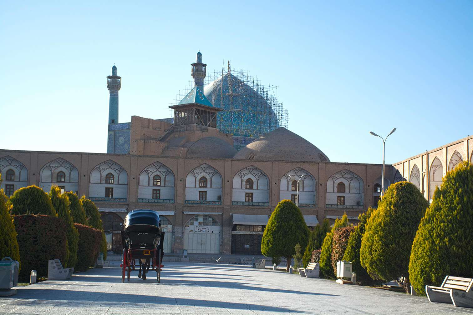 Top 6 Places in Isfahan as an Open-air Museum of the Safavid Era
