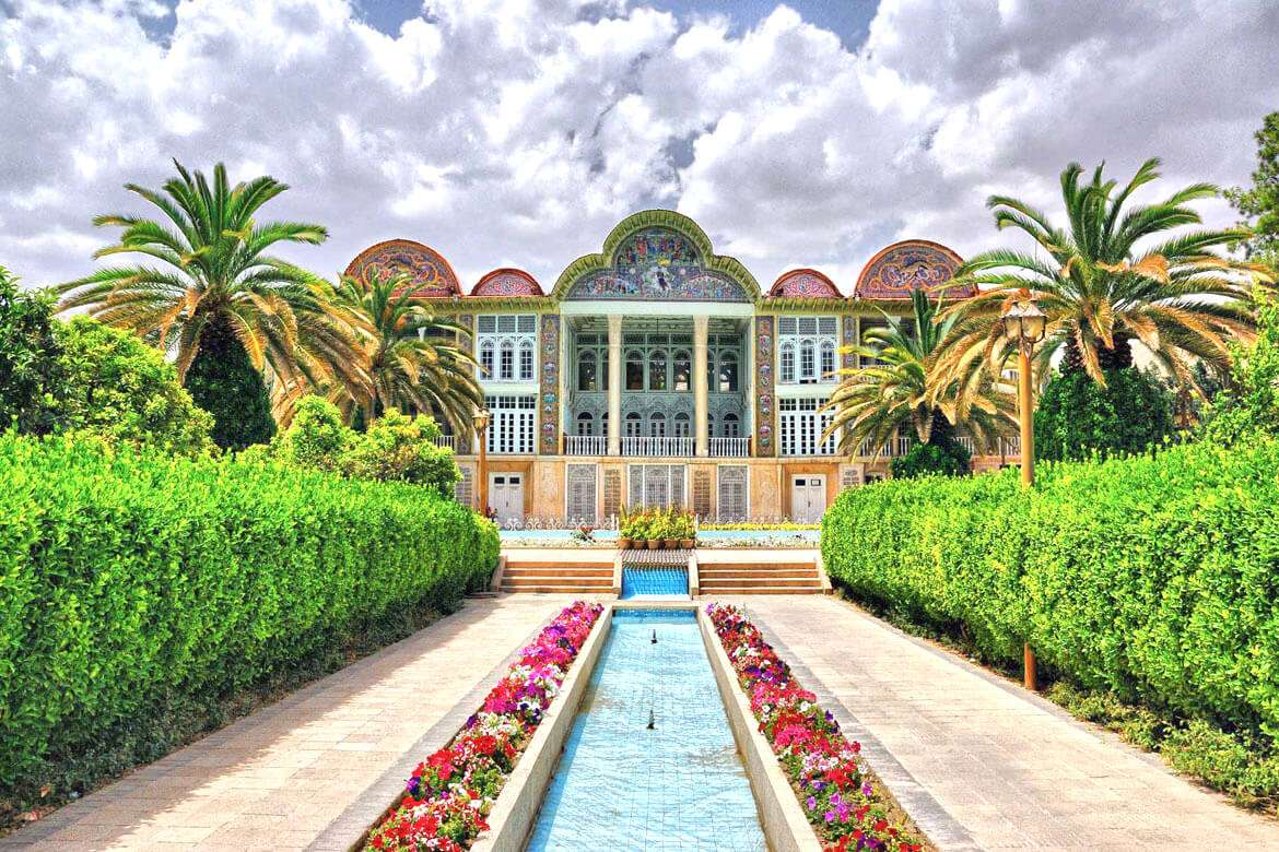 A Romantic Tour in the City of Orange Blossoms  (Shiraz)