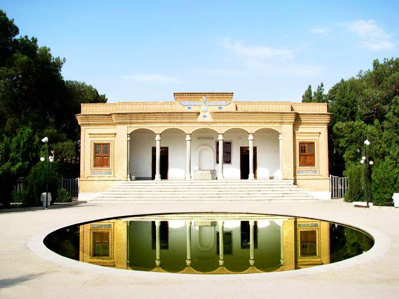 Zoroastrian Fire Temple of Yazd