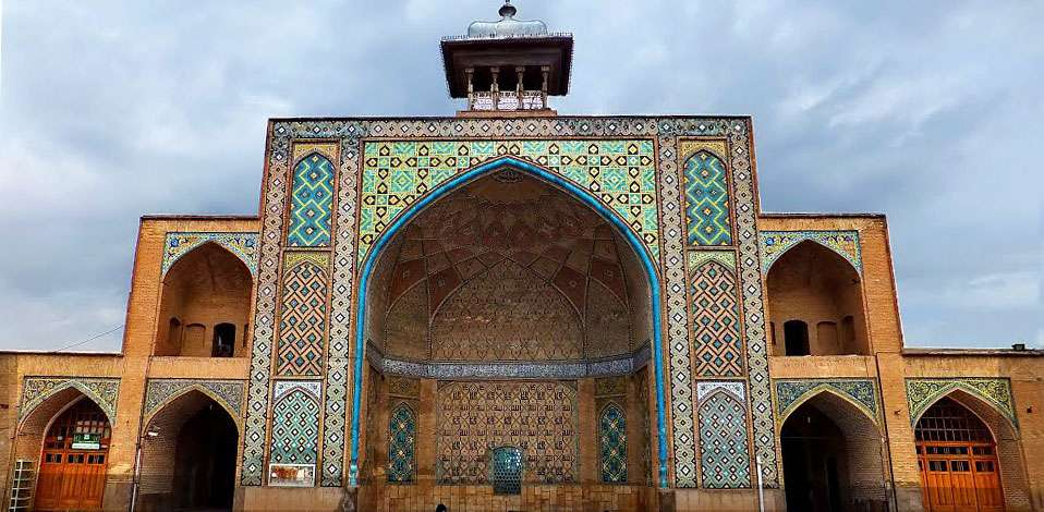 Masjed al-Nabi (Masjed Shah)
