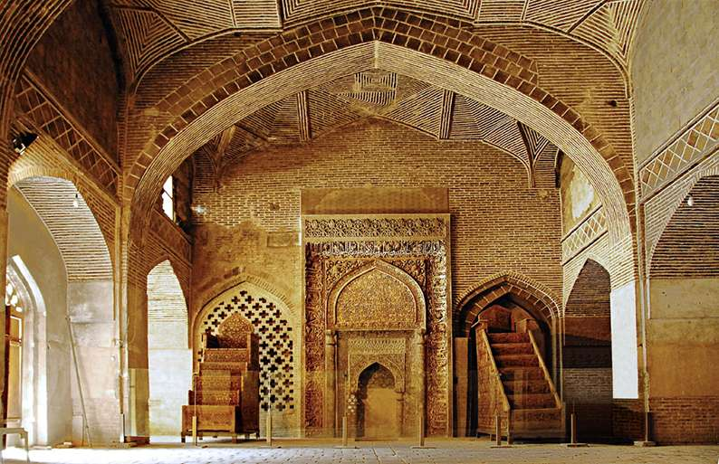 The Top Places & World-Known Architectural Heritages of Isfahan