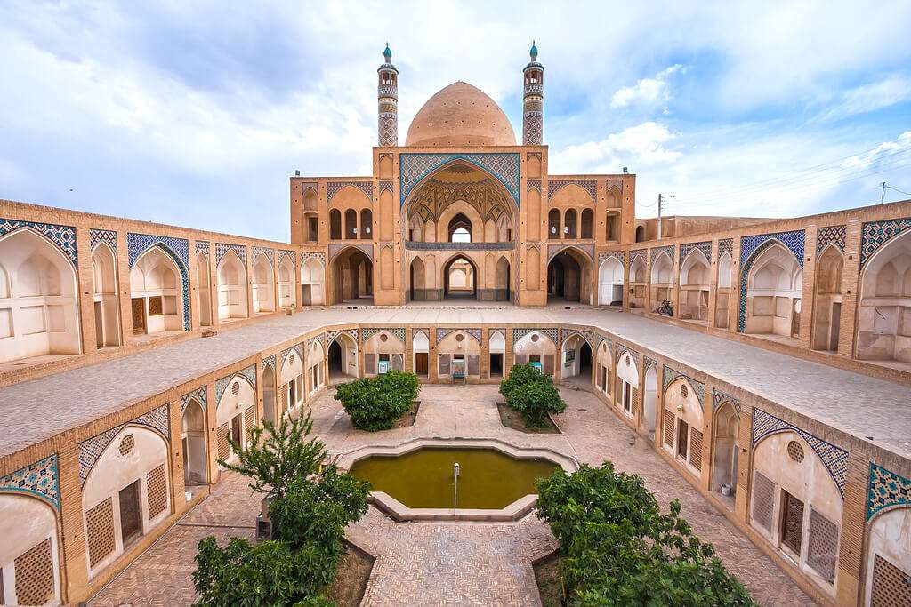 The 3 Best Tourist Attractions in Kashan