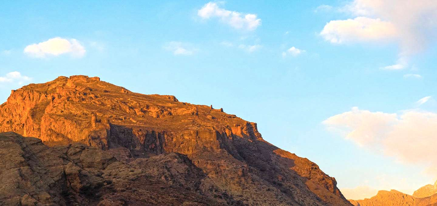 The Legendary Tour of the Alamut Castle & Alamut Valley