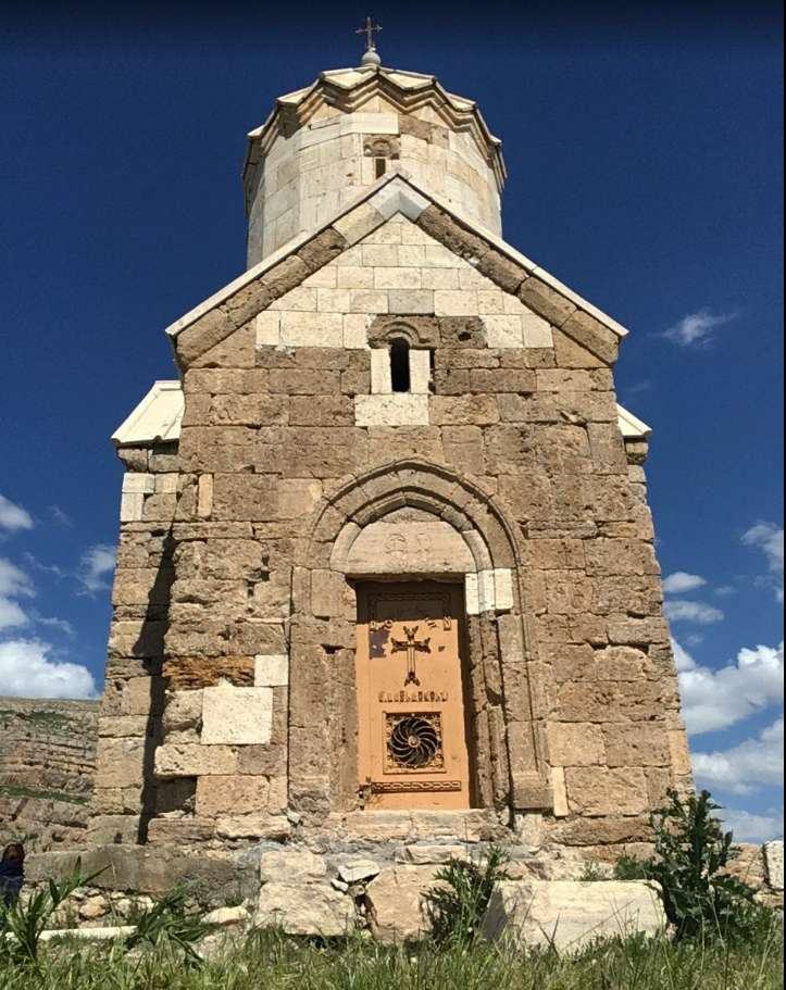 Dzor Dzor Church