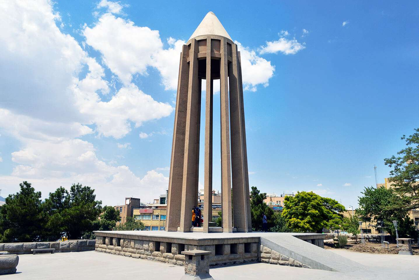 An Impressive Journey Through Time in the History of Hamadan