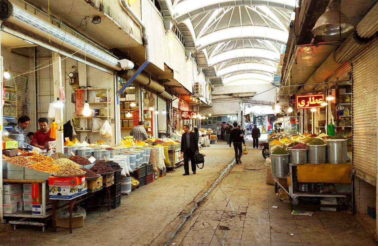 Bazaar of Hamadan
