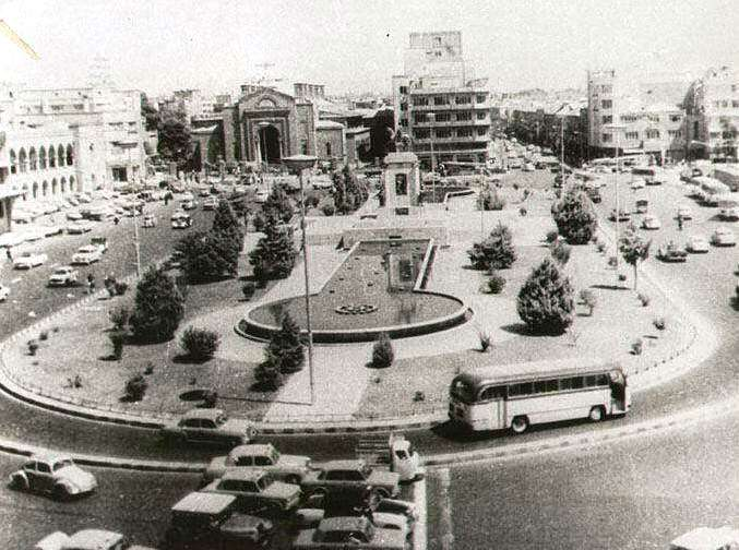 Toopkhaneh Square