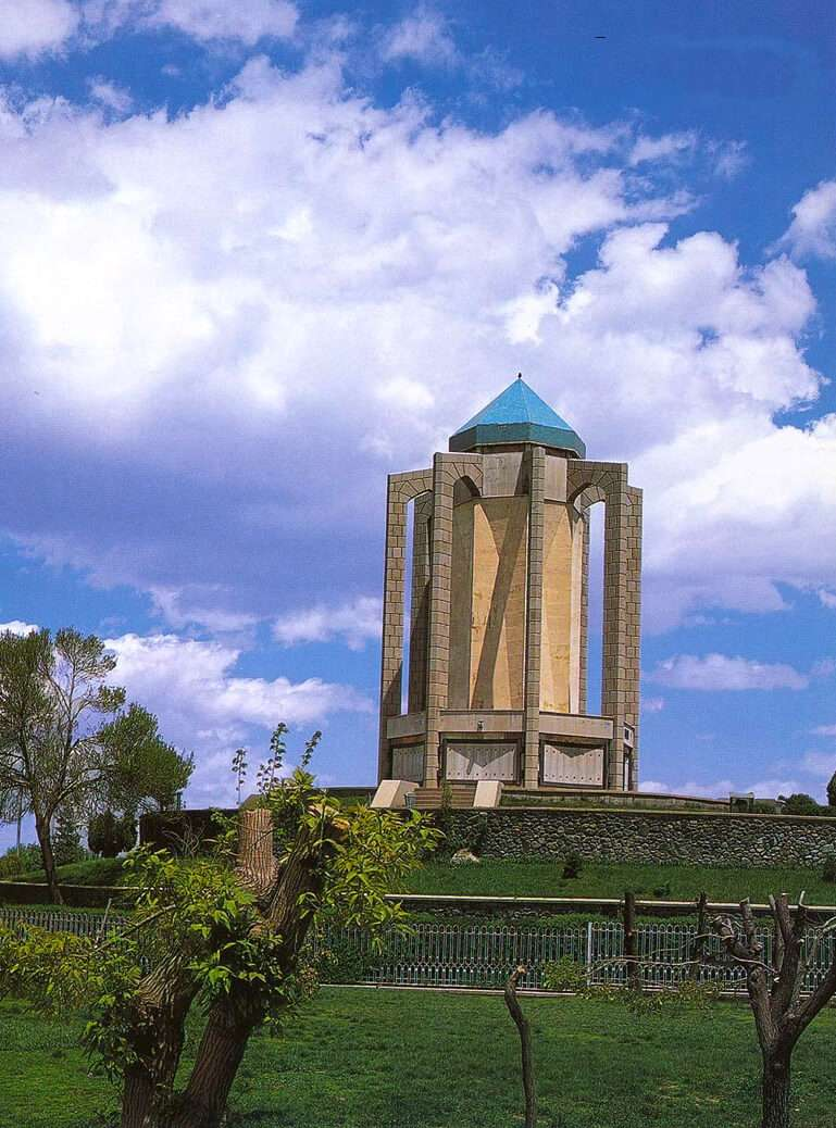 Tracking Architectural and Historical Attractions in Hamadan