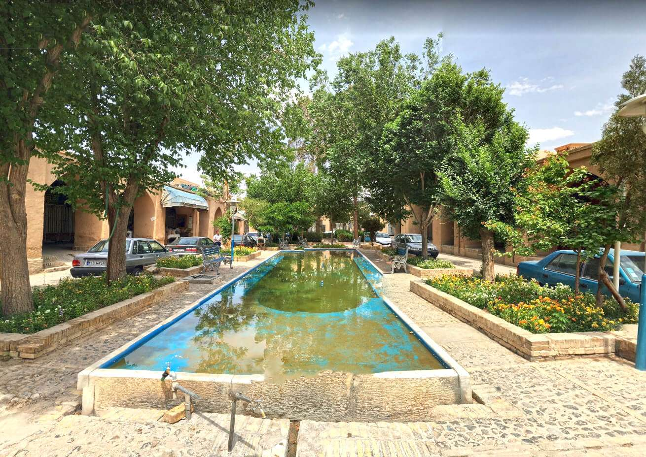 A Journey through The UNESCO World Heritage City in Yazd