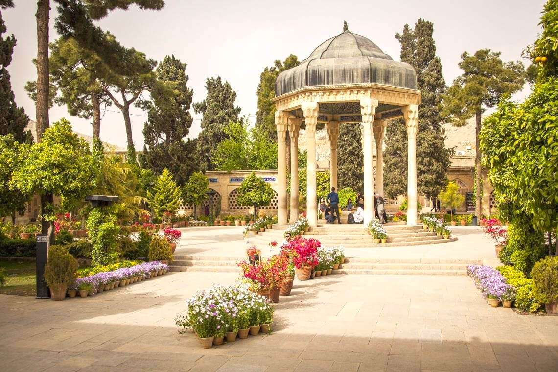 Tomb of Hafez (Hafezieh)