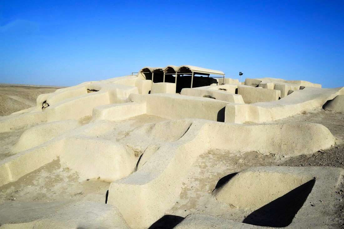 Shahr-i Sokhta (The Burnt City)