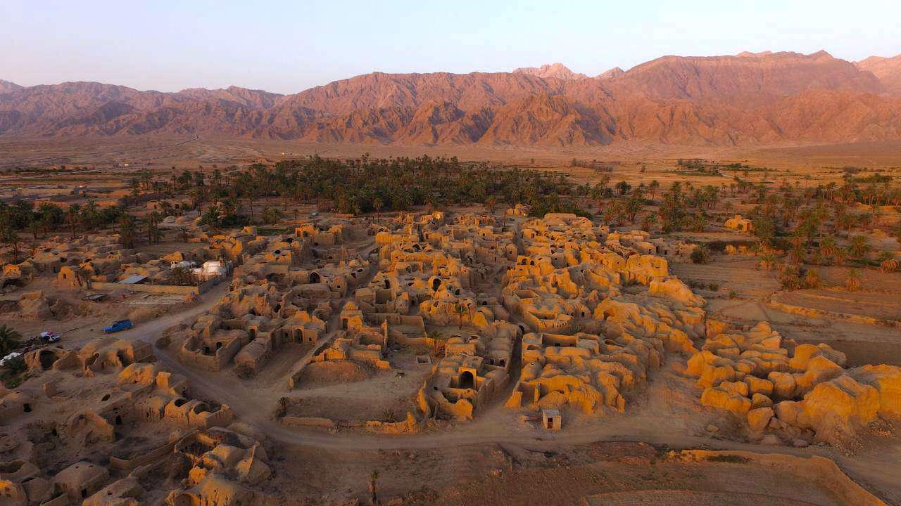Esfahak Village