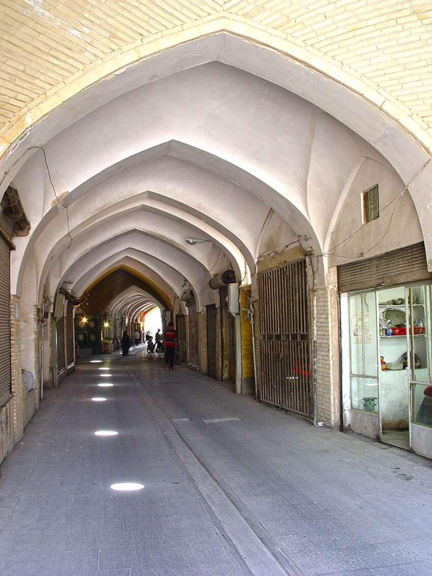 Ali Gholi Agha Complex
