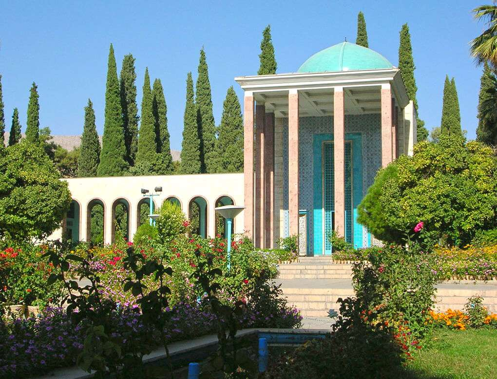 An Impressive Tour of Persian Poets in The City of Love & Poetry