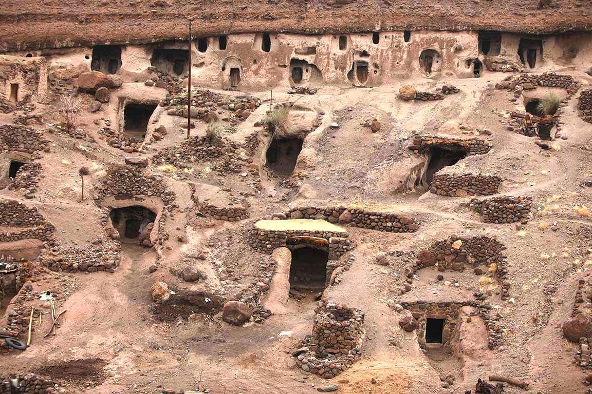Meymand village