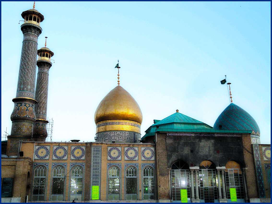 A Reflection of the Ancient Persia: A Journey to the City of Rey