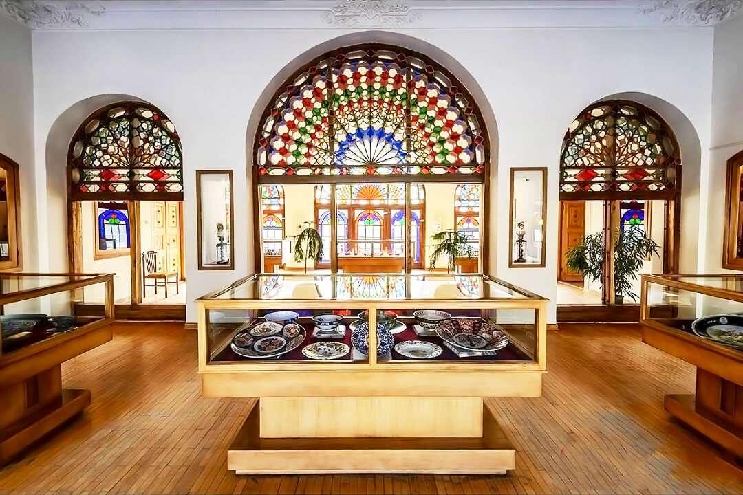 Qajar Museum (House of Amir Nezam Garusi)