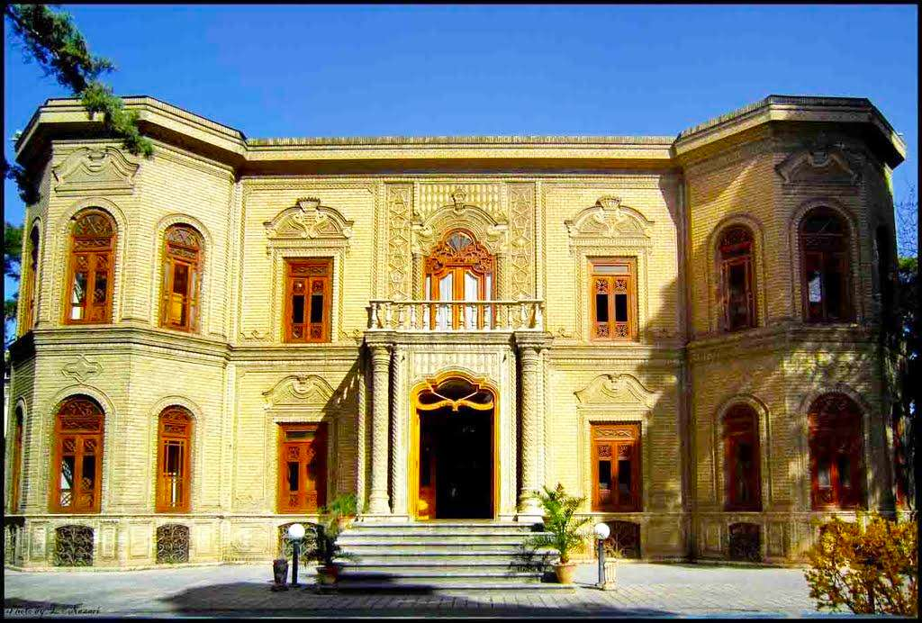 Abgineh Museum of Tehran