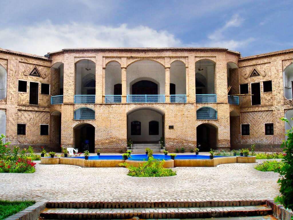 Akbariyeh Garden