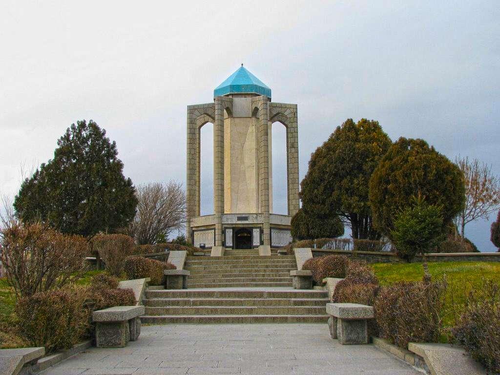 Tomb of Baba Tahir
