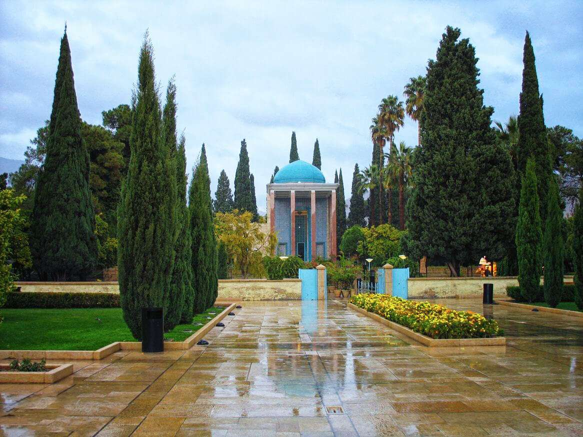 Tomb of Saadi