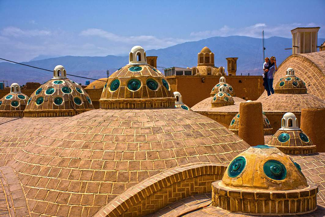 Explore The Most Beautiful Houses in Kashan