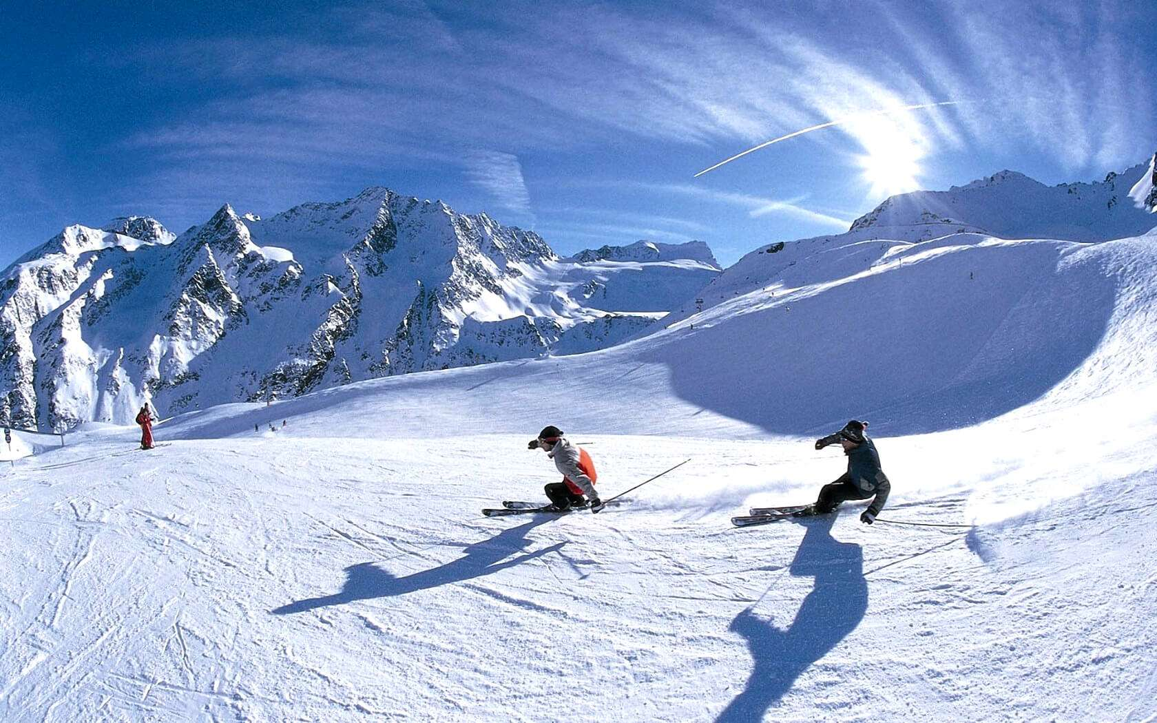 An Adventure Guide to the Ski Resorts in the Alborz Mountain Range