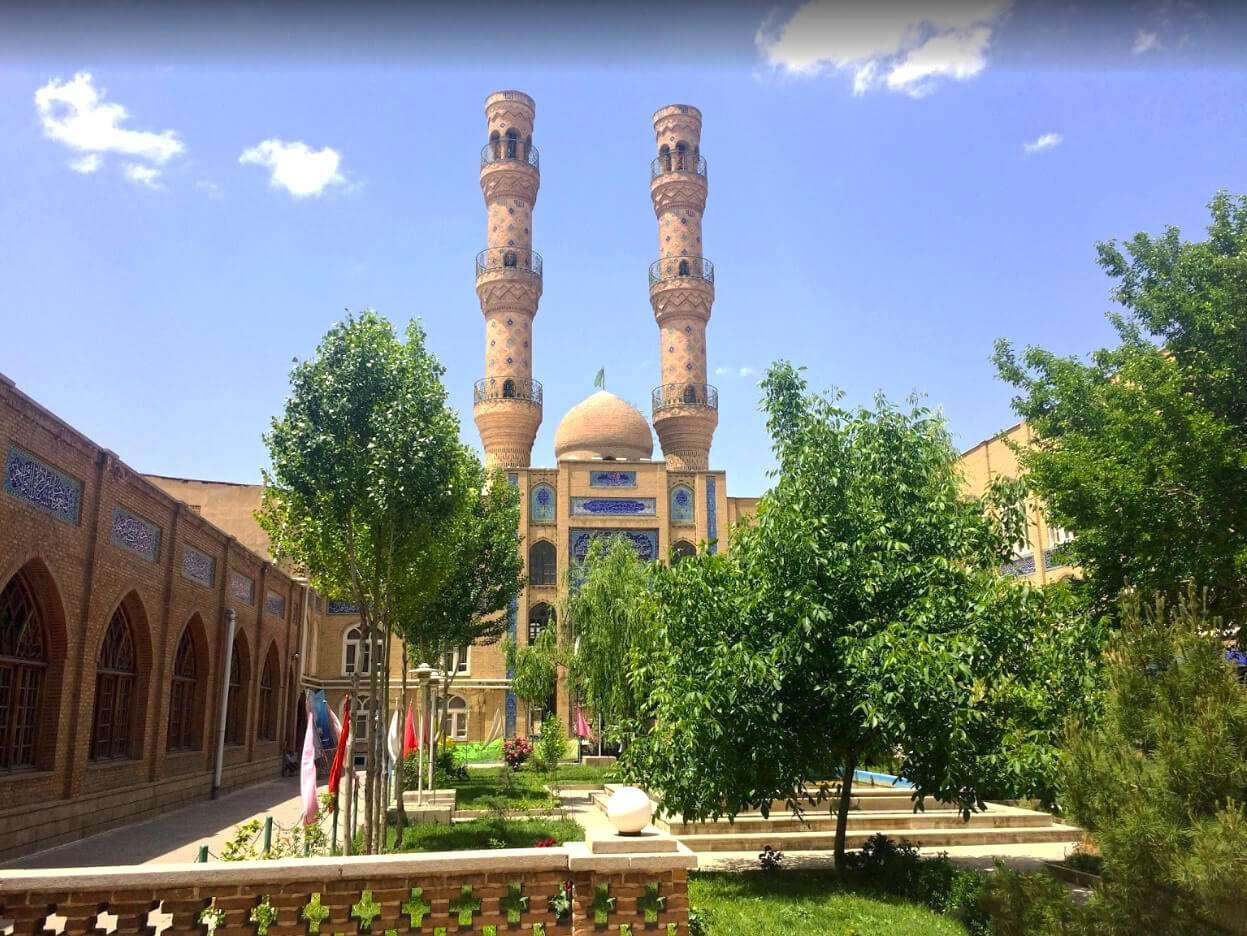 Jameh Mosque of Tabriz