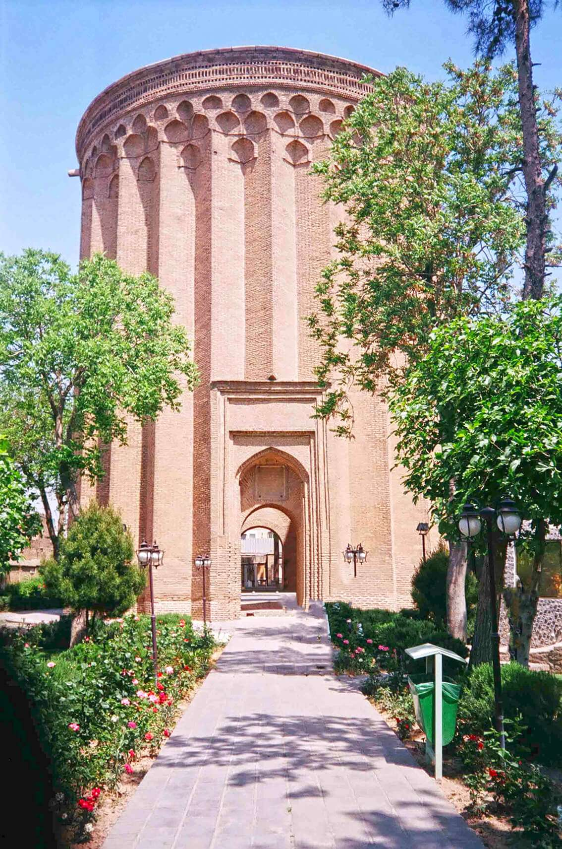 The Soaring Towers of Iranian Civilization
