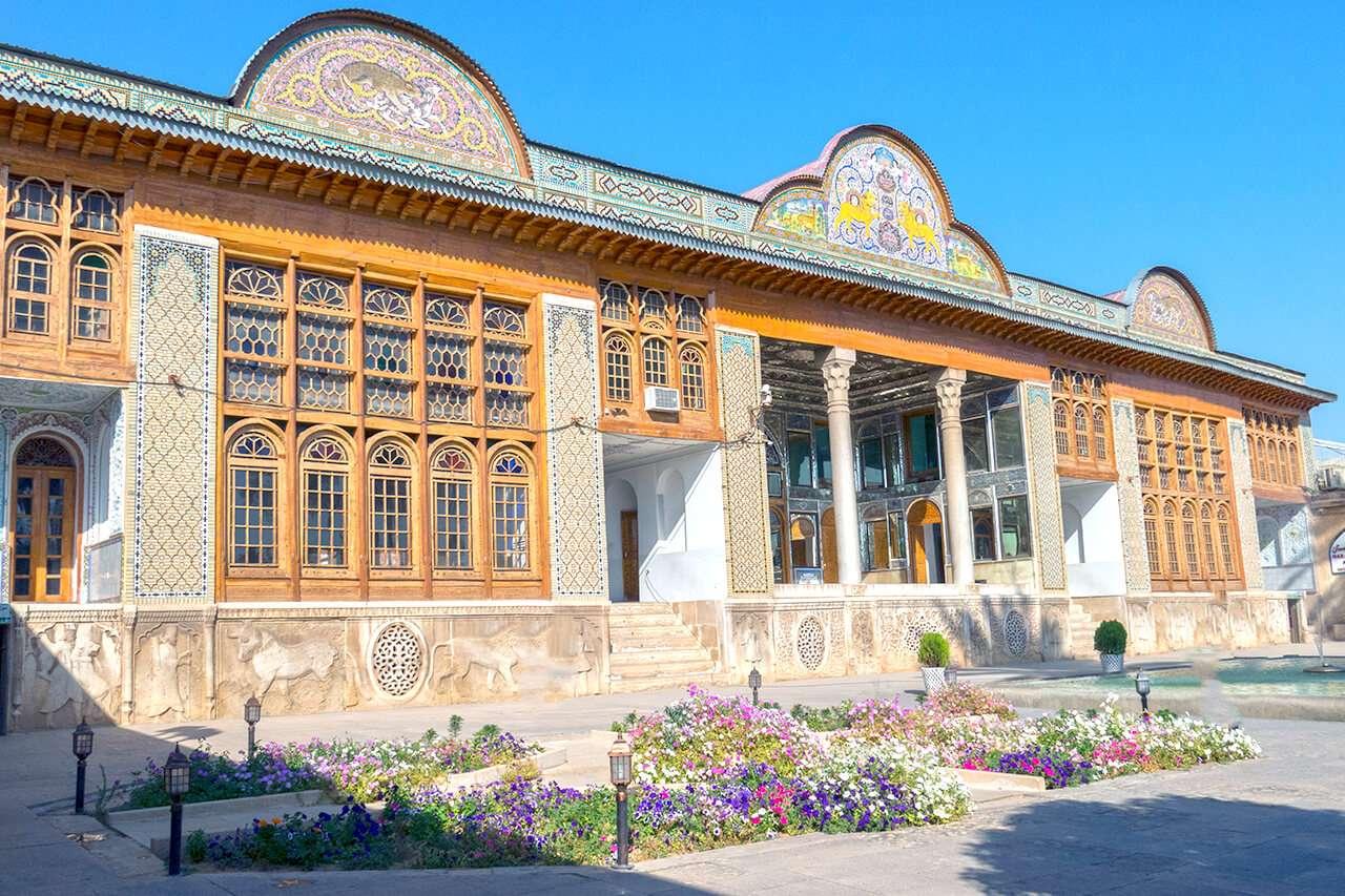 A Romantic Tour in the City of Orange Blossoms  (Shiraz)