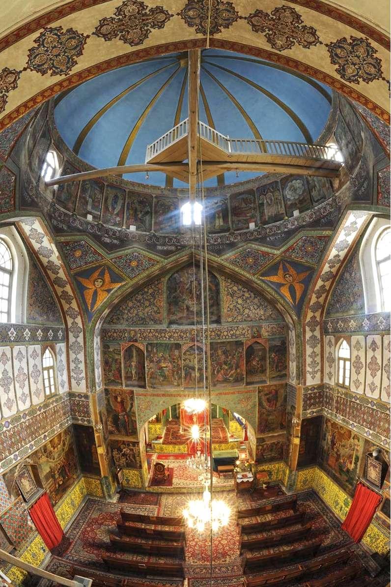 St. Mary Church of Isfahan