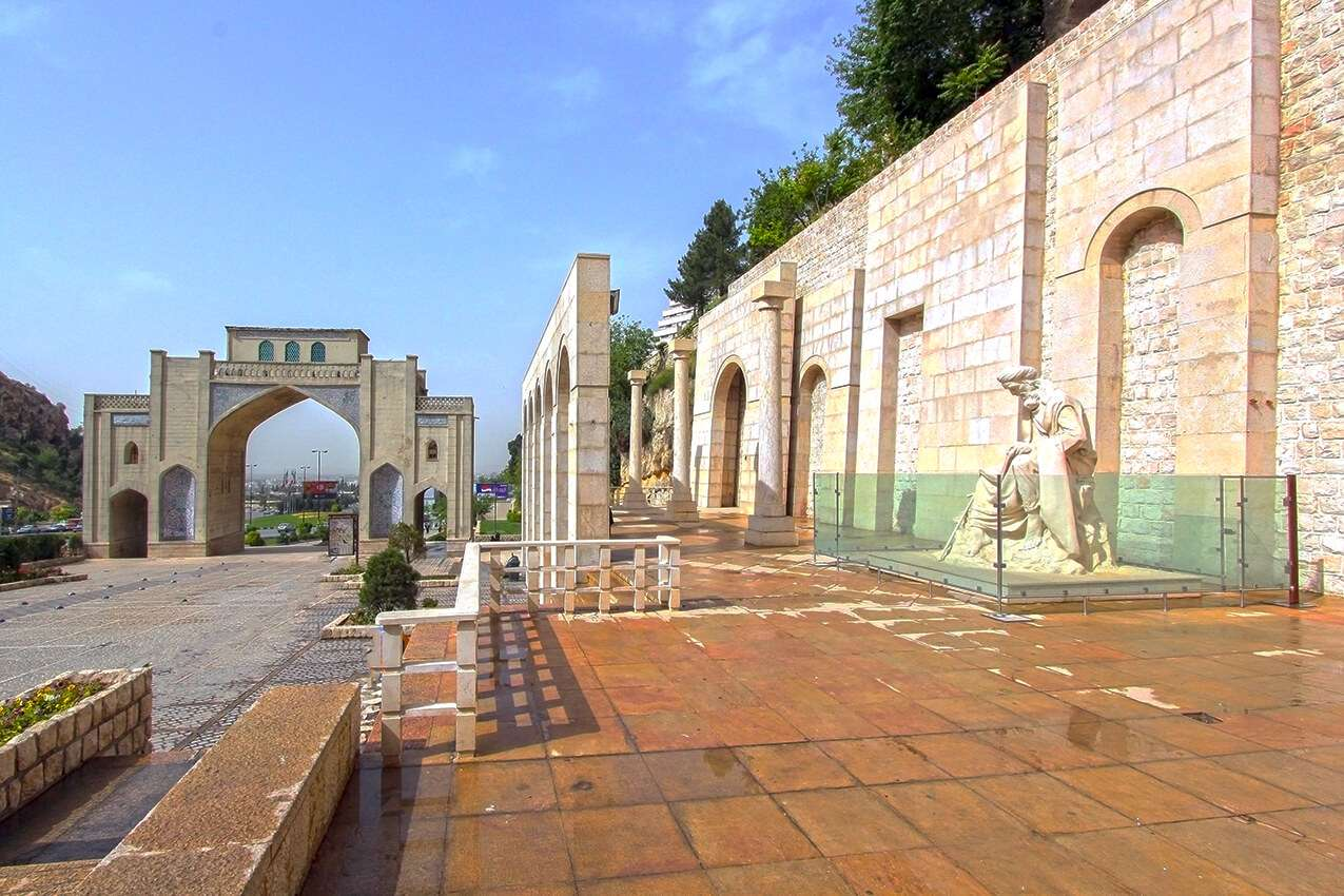 Khwaju Kermani Tomb