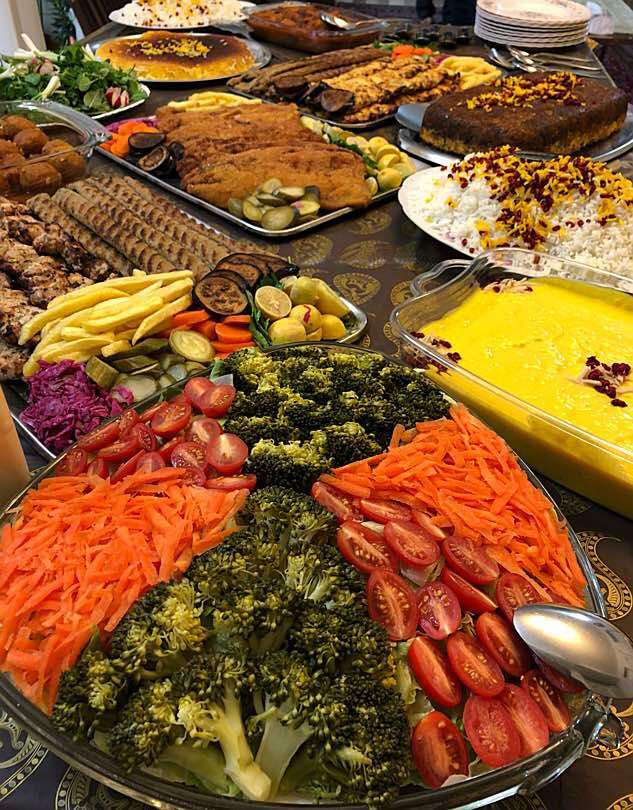 A Tasty Experience of Iranian Cuisine