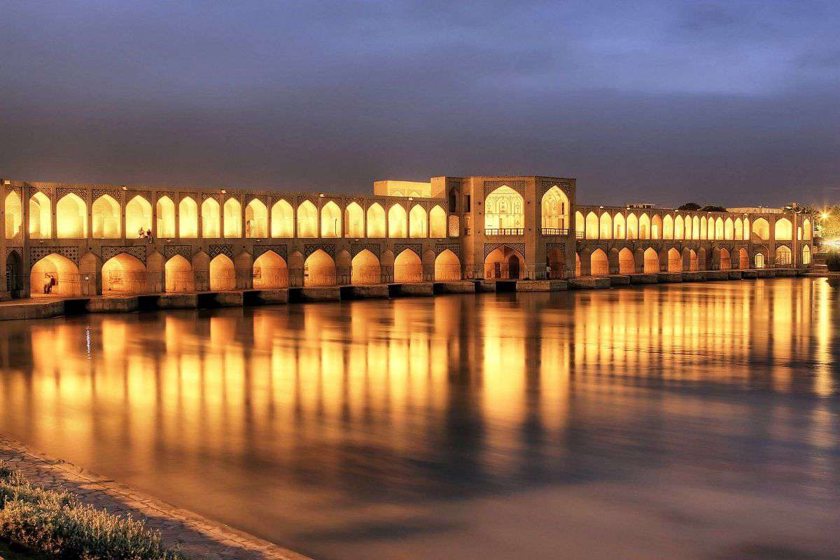 Visiting Isfahan's Must-See Tourist Attractions in No More than Two Days