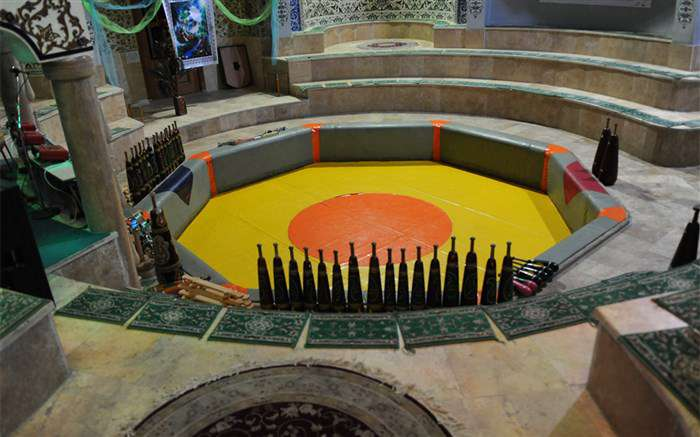 Isfahan Zoorkhaneh Rituals (Varzesh-e- Bastani), an Ancient Persian Sport