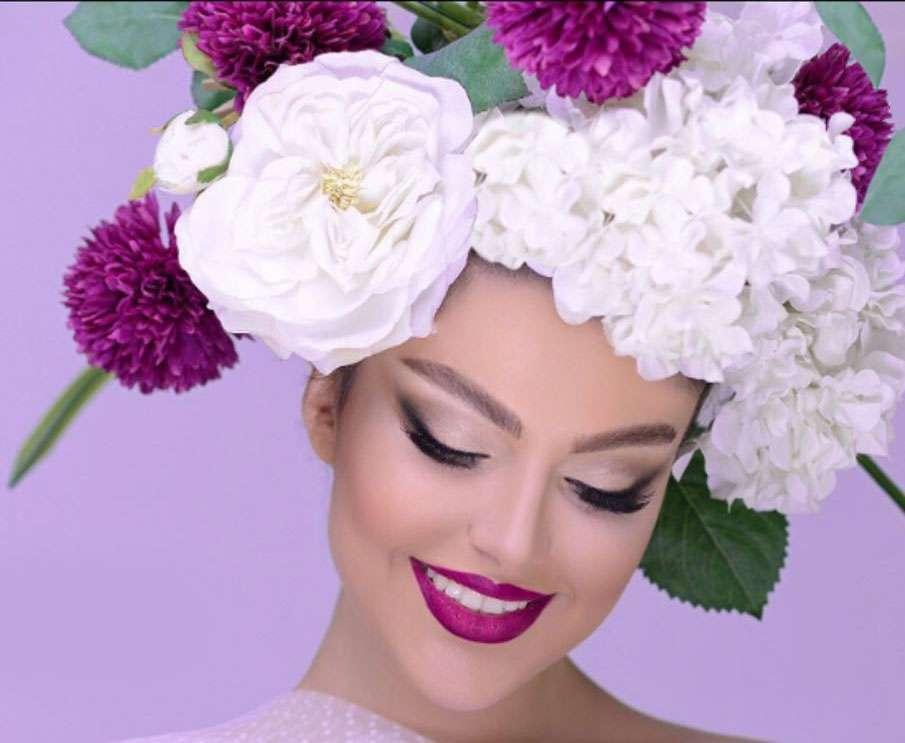 Persian Beauty Salon Tour in Isfahan-Iran
