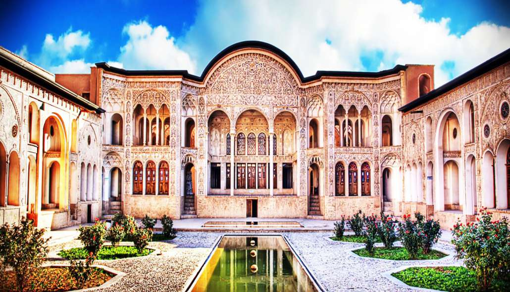 Kashan Handicraft Tour for Textile Enthusiasts