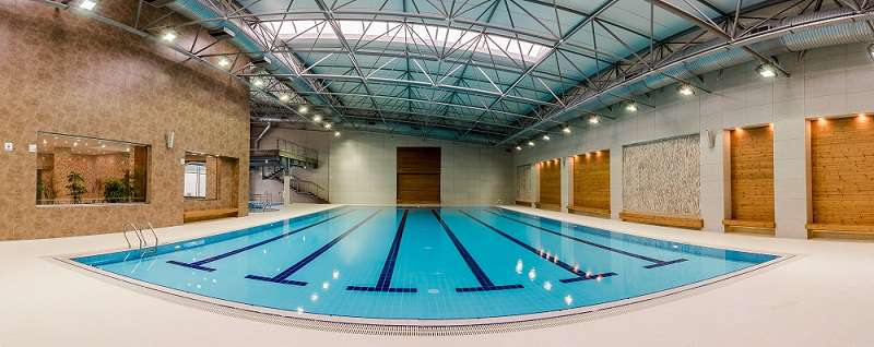 A Reviving Day in an Iranian Bathhouse and Modern Sport Complex