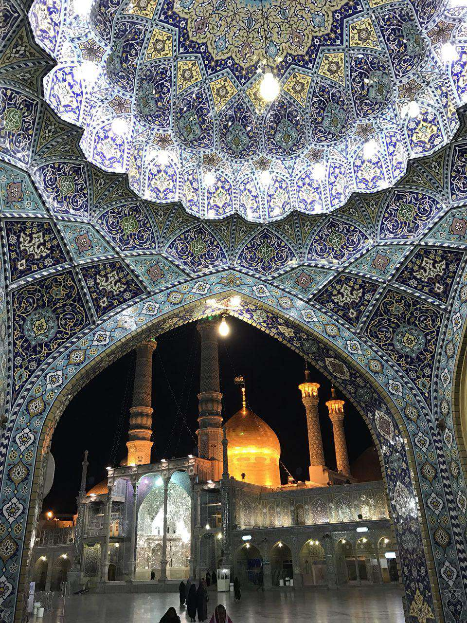 A Half-Day Visit to the Highlights of Qom