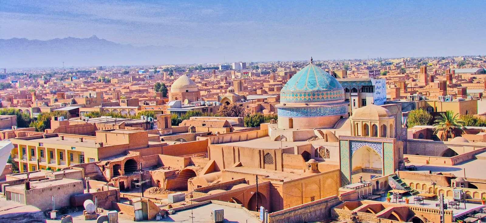 10 Days Classic & Adventure Tour of Iran