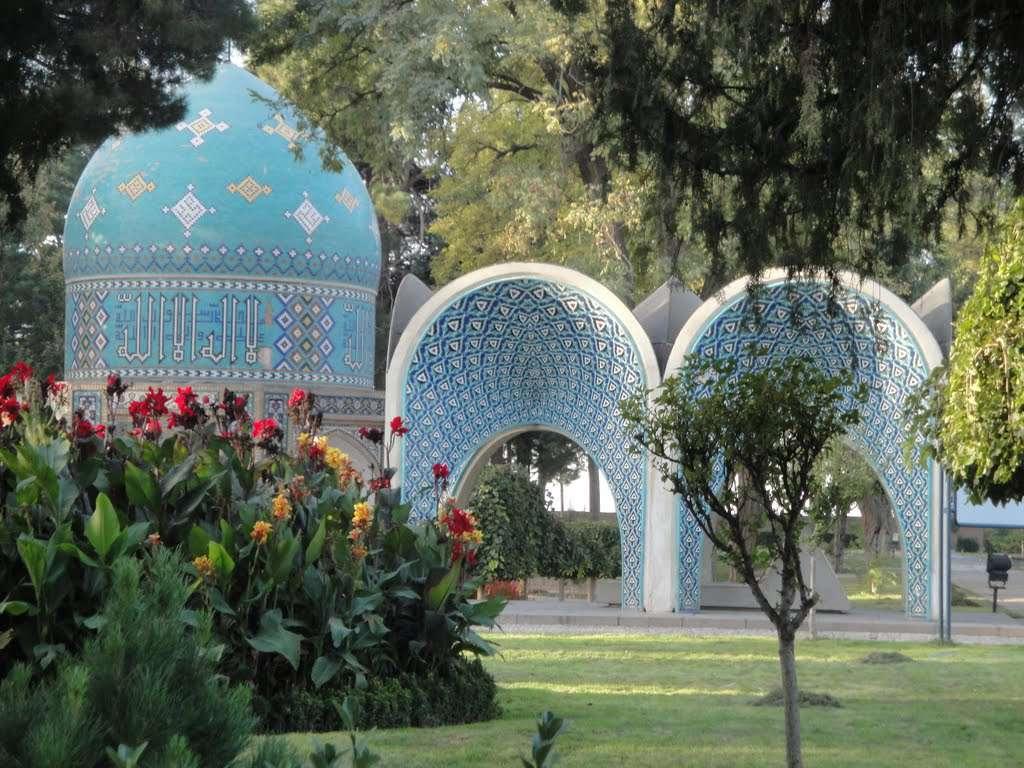10 Days Iran Silk Road Tour
