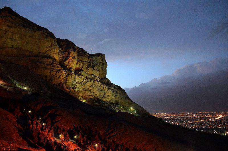Trekking and Climbing Experience in Sofeh Mountain
